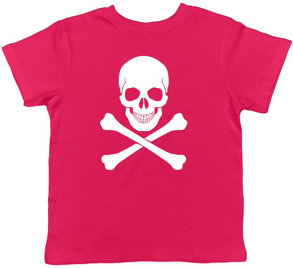 Baby Wit Skull /& Crossbones Cool Toddler Clothes Skull Boy Or Girl T-Shirts